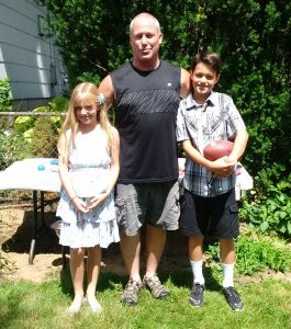 William and both grandchildren